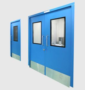 Clean Room Doors & Clean Room Doors Manufacturers in Bangalore | Best Quality Clean ...
