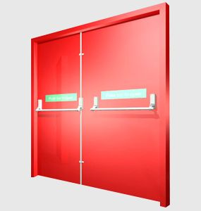 Emergency Exit Doors & Emergency Exit Doors Manufacturers in Bangalore | Best Quality ...